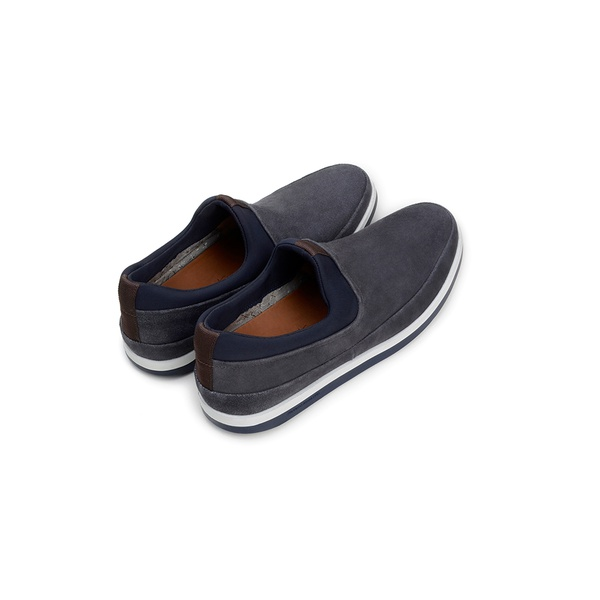 Sapato Casual Masculino CNS Padua 43 Cinza