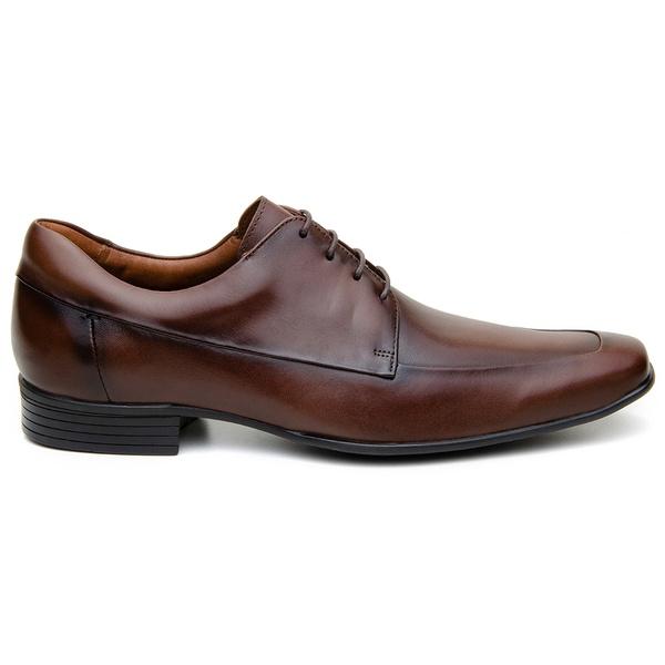 Sapato Social Masculino Derby CNS Air P10 Mouro