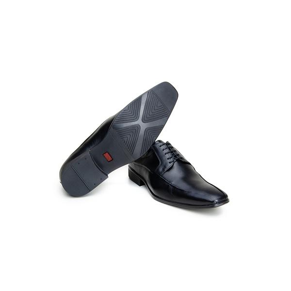Sapato Social Masculino Derby CNS Leo 48 Preto