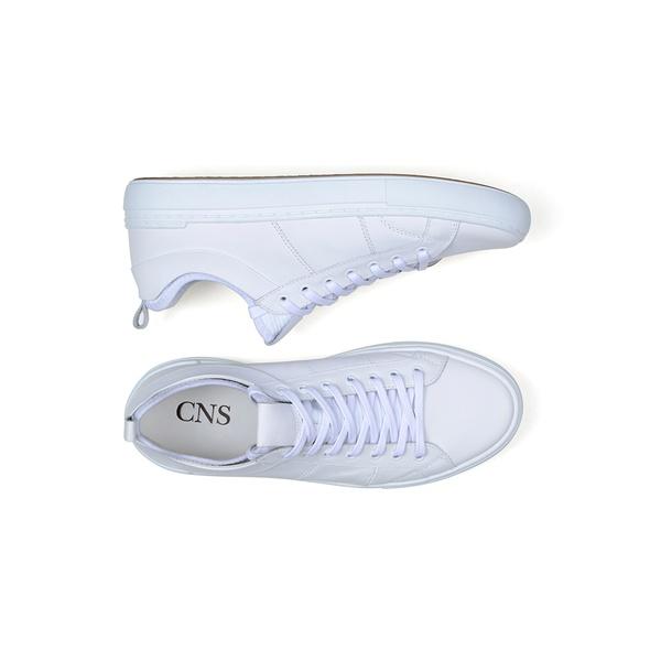 Sapatênis Masculino CNS VOX 002 Branco