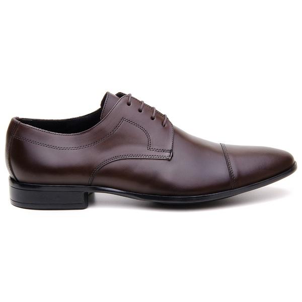 Sapato Social Masculino Derby CNS 192010 Moss