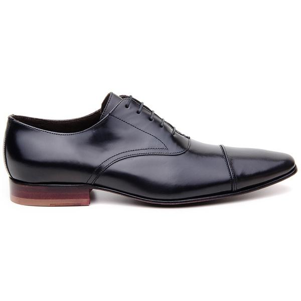 Sapato Social Masculino Derby CNS 109201 Preto
