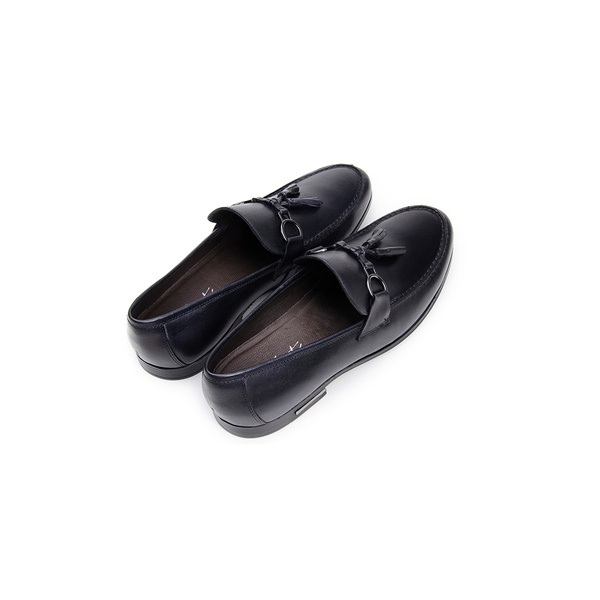 Sapato Casual Masculino Mocassim CNS 1312 Preto