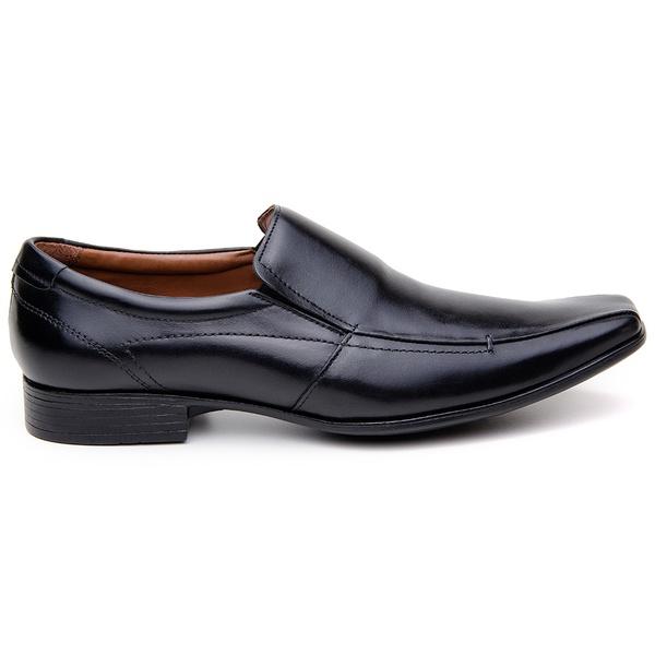 Sapato Social Masculino Derby CNS 7403 Preto