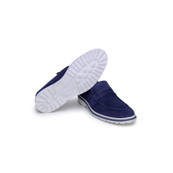 Sapato Casual Masculino Mocassim CNS Dansko 02 Marinho