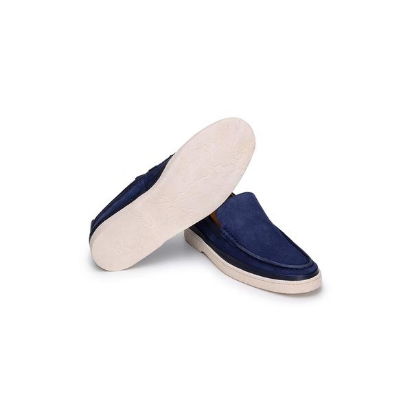 Sapato Casual Masculino Slip-on CNS Rimini 01 Marinho