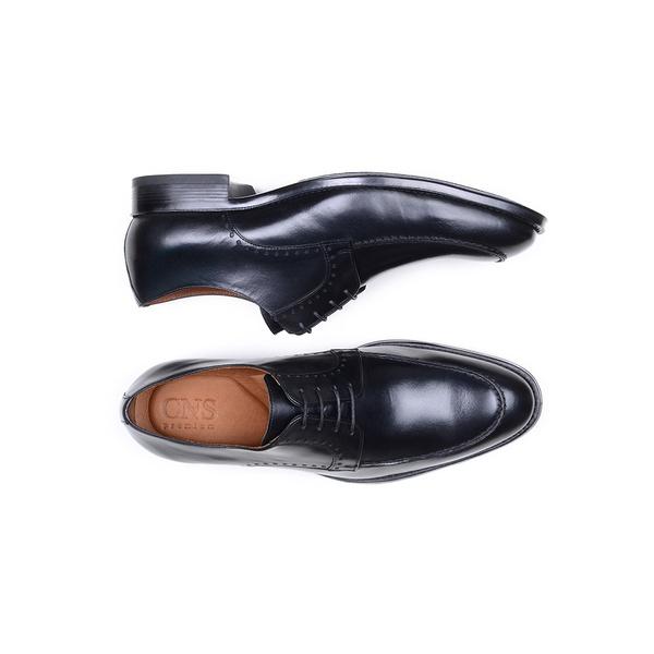 Sapato Social Masculino Derby CNS George 03 Preto