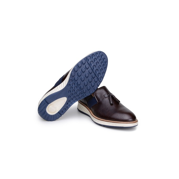 Sapato Casual Masculino CNS 384003 Café