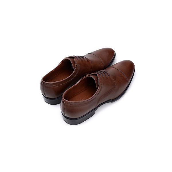 Sapato Social Masculino Derby CNS Scala 05 Capuccino