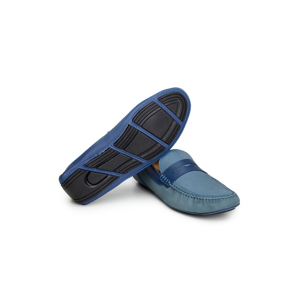 Sapato Casual Masculino Driver CNS 19134 Azul
