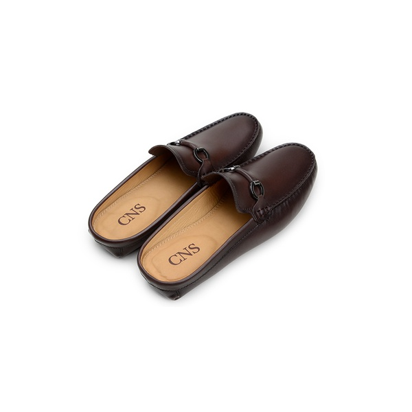 Mule Masculino CNS 19158 Chocolate
