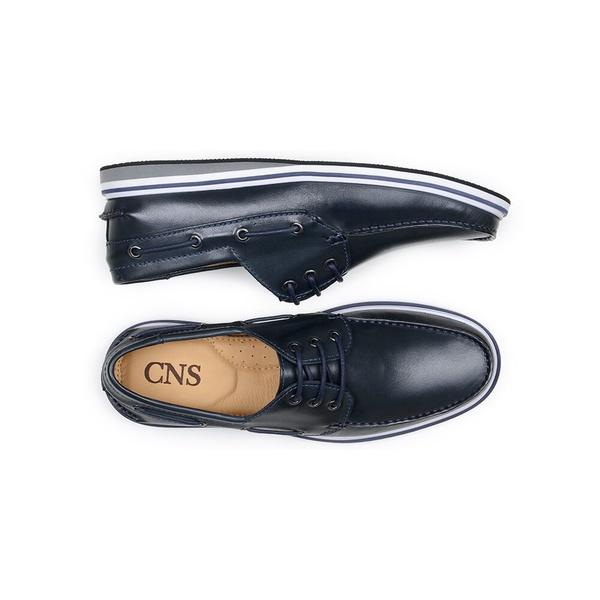 Sapato Casual Masculino Sider CNS 18183 Marinho