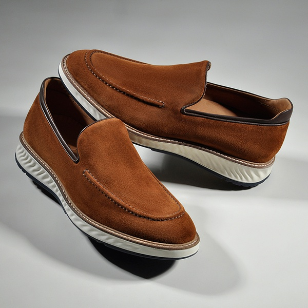 Sapato Casual Masculino Loafer CNS 384033 Whisky