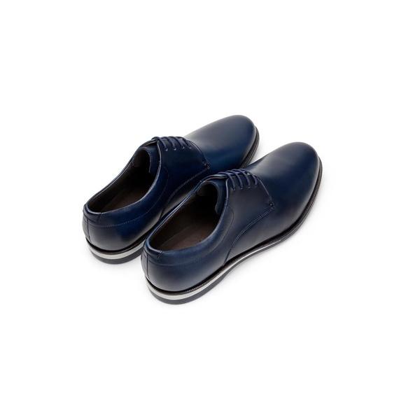Sapato Casual Masculino Derby CNS 163091 Marinho