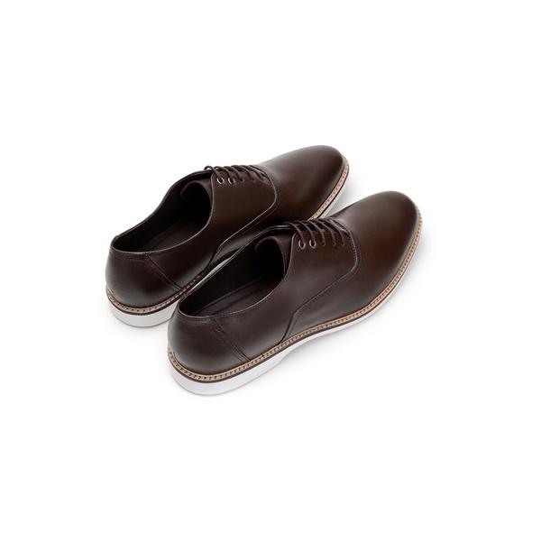 Sapato Casual Masculino Oxford CNS 301034 Moss