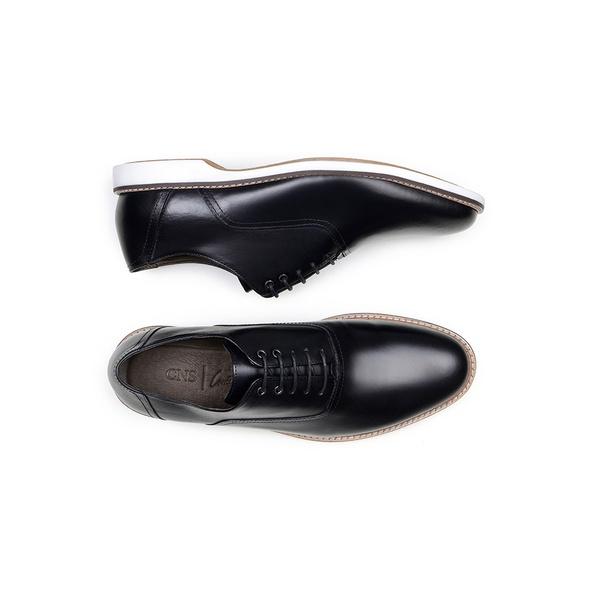 Sapato Casual Masculino Oxford CNS 301034 Preto