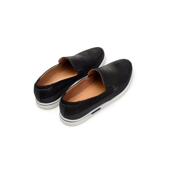 Sapato Casual Masculino Slip-on CNS 405005 Preto