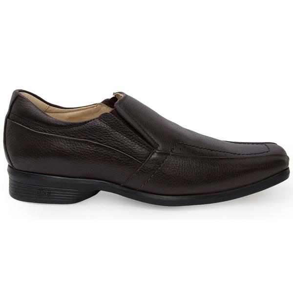 Sapato Casual Masculino CNS 4481 Café