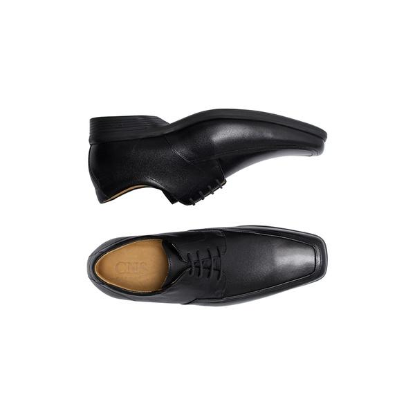 Sapato Casual Masculino Derby CNS 4518 Preto