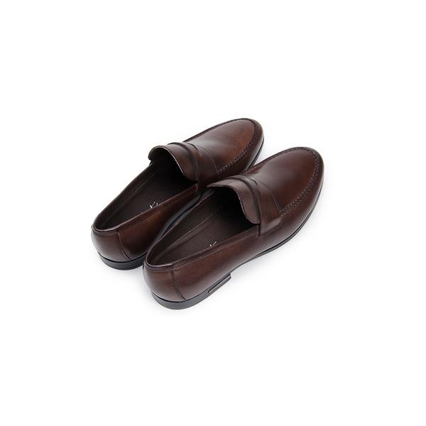 Sapato Casual Masculino Mocassim CNS 1115 Café