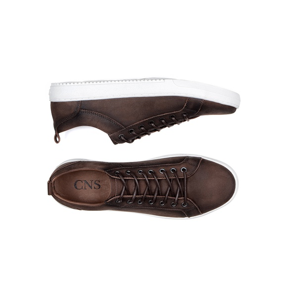 Sapatênis Masculino CNS AIR 152 Brown