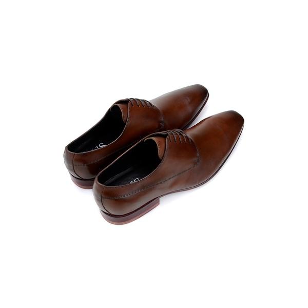 Sapato Social Masculino Derby CNS 109101 Whisky