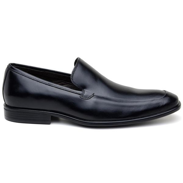 Sapato Social Masculino Mocassim CNS 41009 Preto