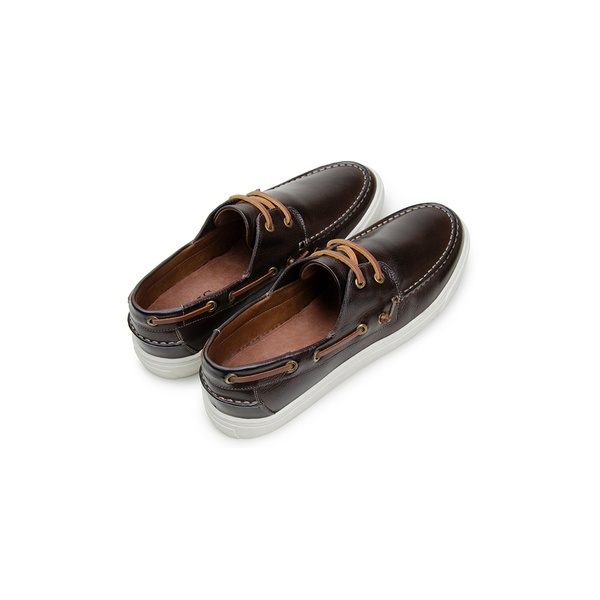 Sapato Casual Masculino Sider CNS Kin 218 Café