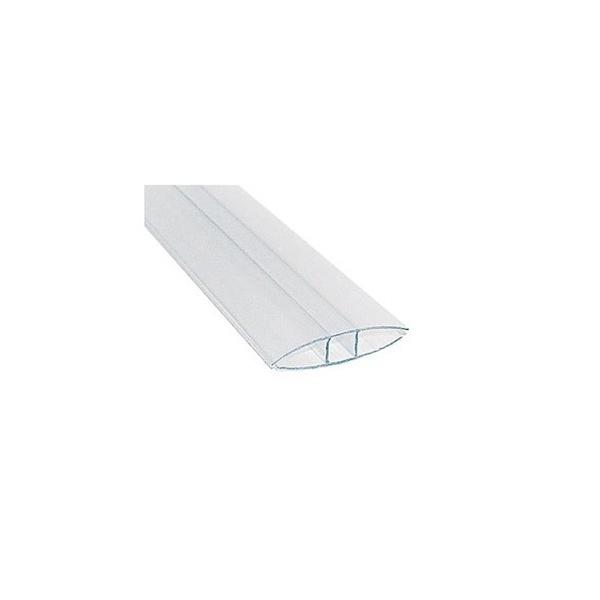 Perfil-H-em-policarbonato-cristal