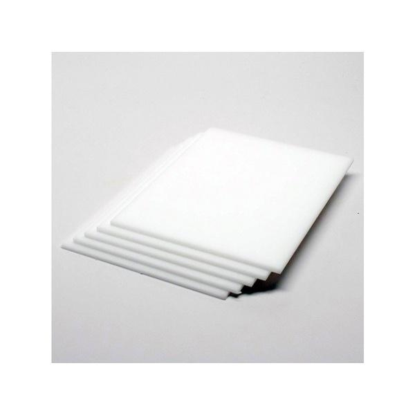Acrílico Cast ( Virgem ) Branco Leitoso 2,00x1,00 10mm