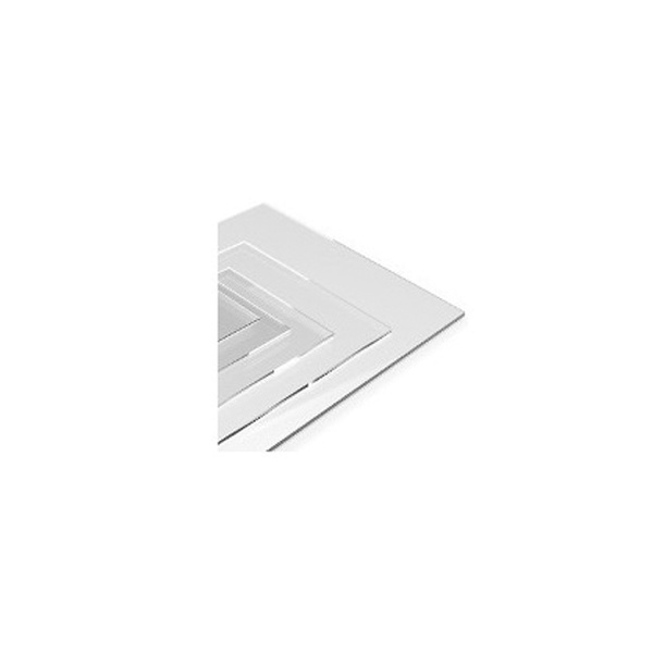 Acrílico extrudado (reciclado) Cristal 3mmx2,00x1,00