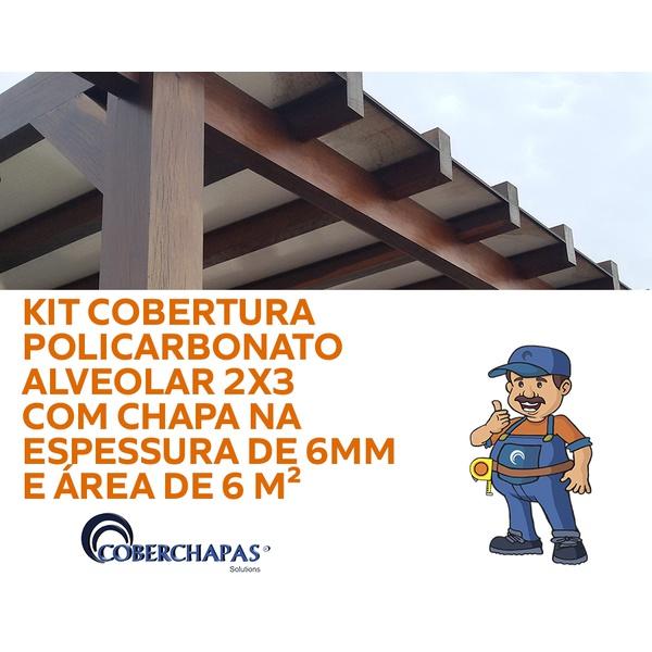 KIT-COBERTURA-POLICARBONATO-ALVEOLAR-2X3-COM-CHAPA-NA-ESPESSURA-DE-6MM-E-AREA-DE-6-M-QUADRADOS