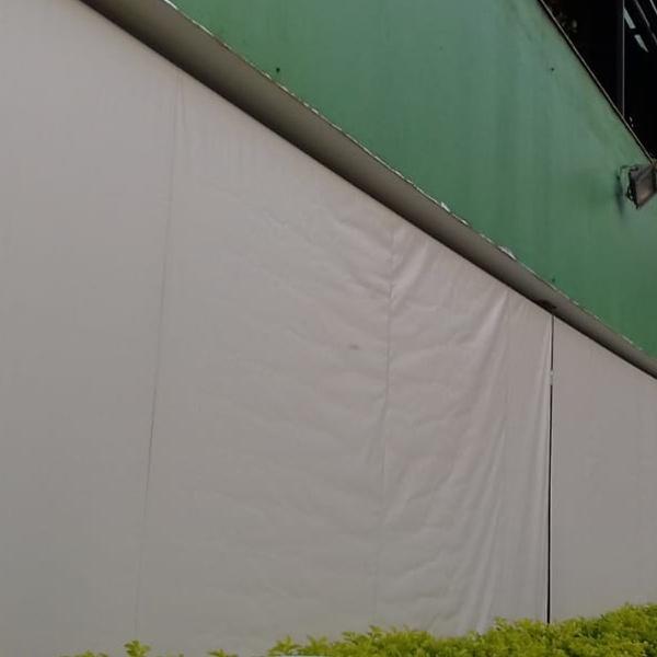 Toldo Cortina 2,50m x 2,75m - Madeira