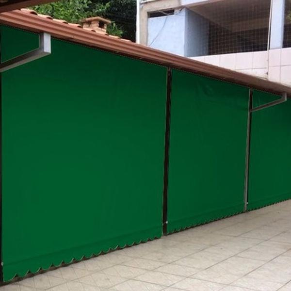 Toldo Cortina 2,00m x 2,75m - Verde