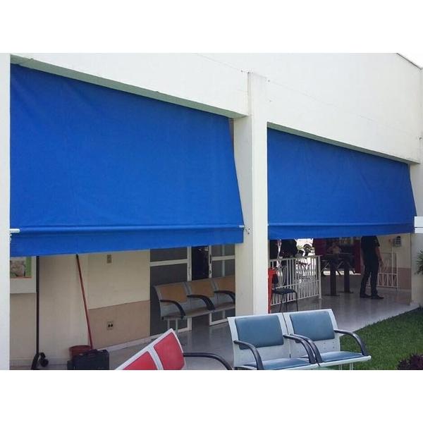 Toldo Cortina 2,50m x 2,75m - Azul