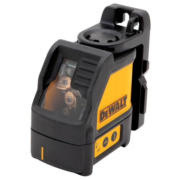 Nível a laser vermelho Dewalt Dw088k