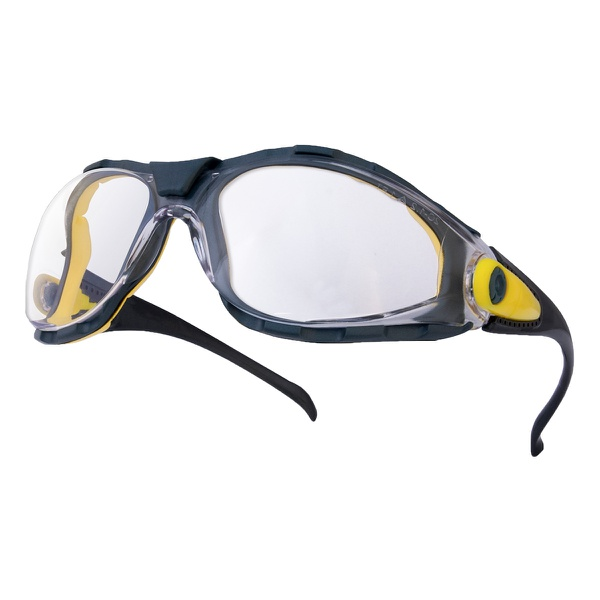 Óculos de segurança incolor Pacaya Clear Dealta Plus