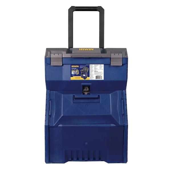 Caixa de Ferramentas Monobloco 35 kg com Rodas - IRWIN-IWST18800-LA