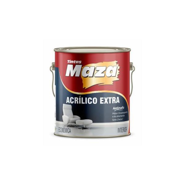 Acrílico Extra 3,6 Litros - Maza