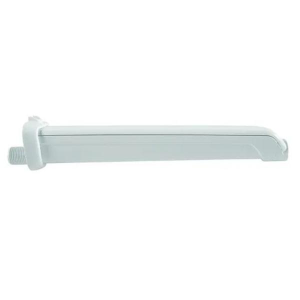Braço De Chuveiro Elétrico Em Plástico Branco 30cm - Astra