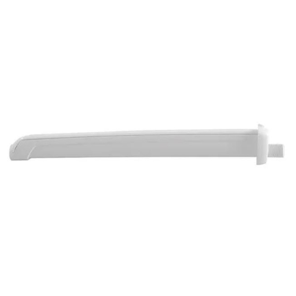 Braço De Chuveiro Elétrico Em Plástico Branco 40cm - Astra
