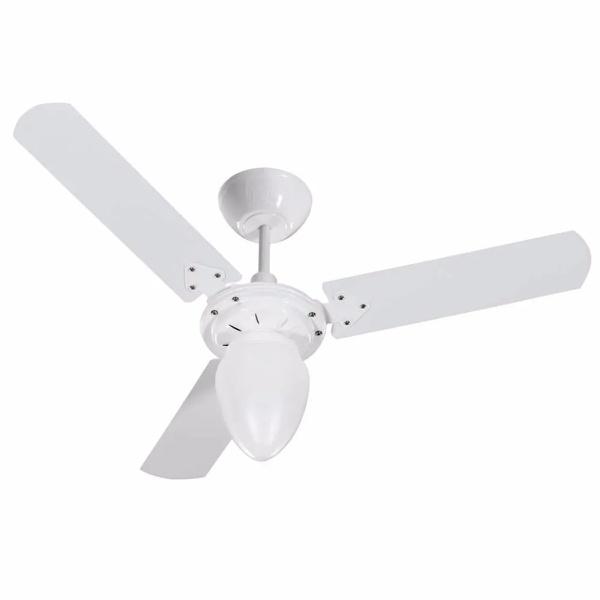 Ventilador Pera New 3 Pás Branco - Tron