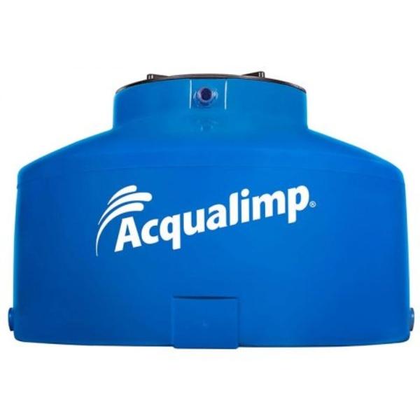 Caixa D'água Água Protegida Acqualimp