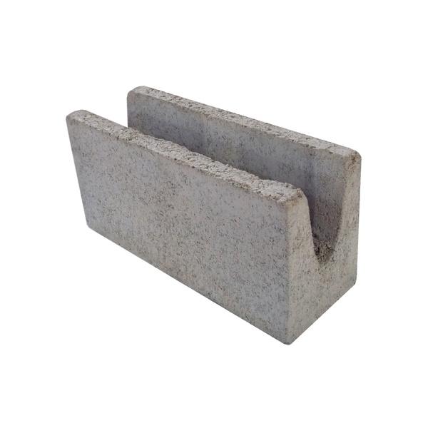 Canaleta Concreto 14x19x39