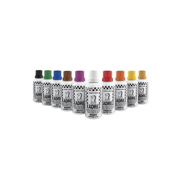 Corante Liquido Xadrez - 50ml