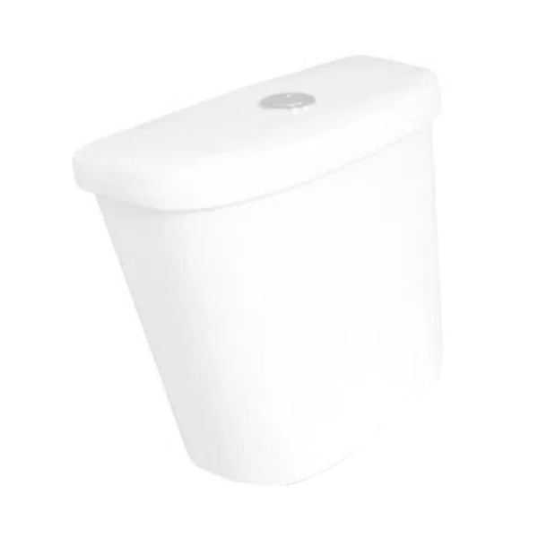 Caixa P/Bacia Sanitária Acoplada Mecânismo Dual Branca Íris - Ônix