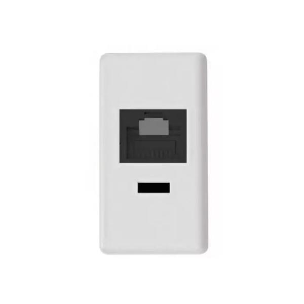 Módulo para Tomada de Telefone RJ11 Branco - Tramontina