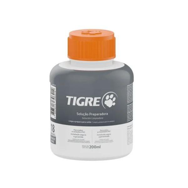 Solução Preparadora Para PVC 200ml - Tigre