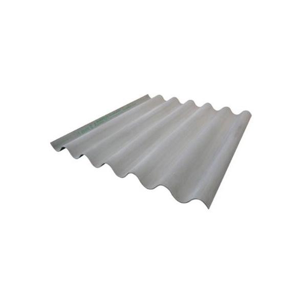 Telha Fibrocimento Hidrofugada 1,10mX3,66mX6mm Infibra