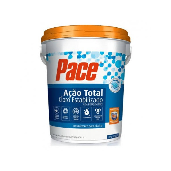 HTH Purificador Pace Ação Total 10kg